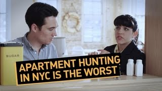 Apartment Hunting in NYC is the Worst