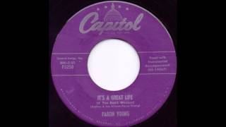 It's A Great Life - Faron Young