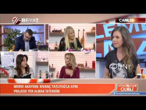Merve Akaydın | BeyazTV Söylemezsem Olmaz Programı - Oğuzhan Altuğ