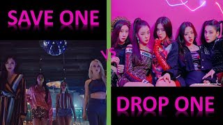 SAVE ONE DROP ONE #3 | KPOP GAME