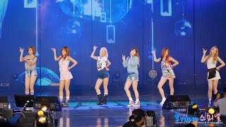 [4K] 150720 텐센트 케이팝 라이브 에이핑크 직캠 LUV By Spinel