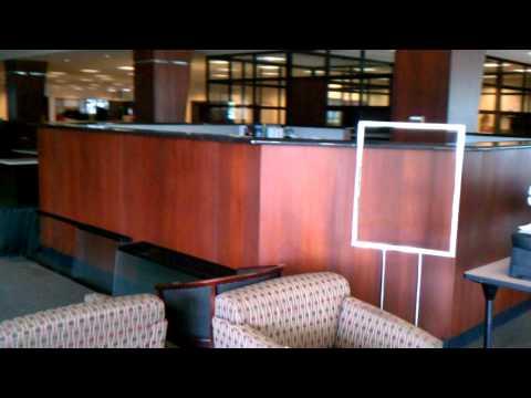 Custom reception desk for sale