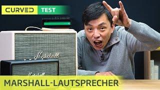 Marshall Woburn und Marshall Acton im Test   deutsch