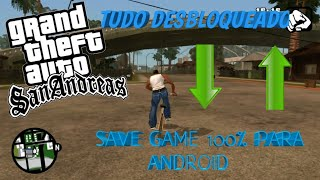 SAVE SAN BAIXAR ANDREAS GTA ZERADO DO