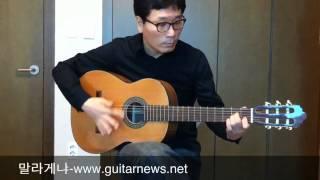 Malagueña(말라게냐) Guitar:이우선