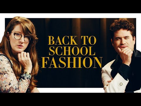 This Year's Hottest College Looks