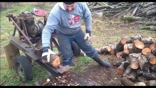 Станок для колки дров