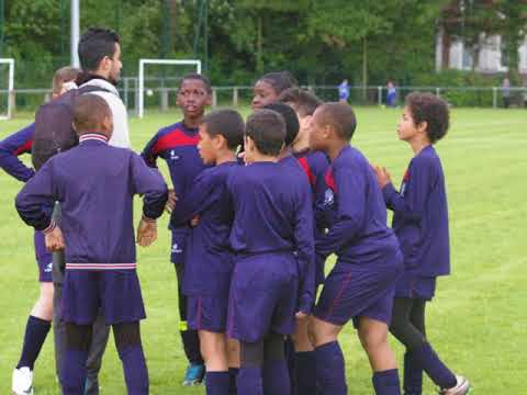TOURNOI INTERNATIONAL U11 DE L'ESW
