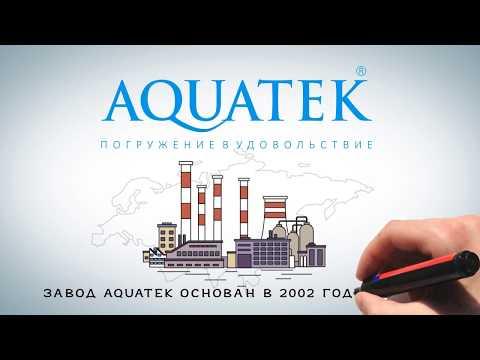 Акриловая ванна Акватек Оберон (160x70) с гидромассажем 3
