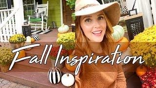 Fall Decor 2018 | Fall Porch | Simple Home Decor