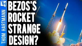 What Does the Bezos's Rocket Look Like?