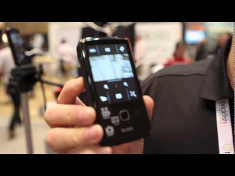 Kodak Play Touch Digital Video Camera HD 720p 1080i Dental Video Blogging