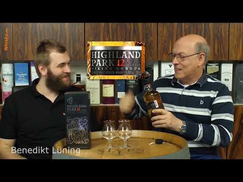 Whisky Verkostung: Highland Park 12 Jahre