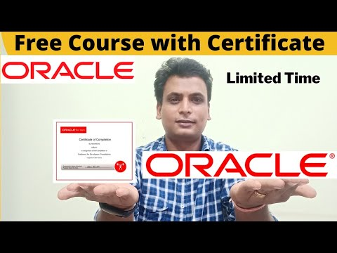 Oracle Database Free Course with Certificate | SQL Pl Sql free ...