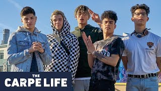 DOWNTOWN DANCE BATTLE   The Carpe Life Ft PRETTYMUCH