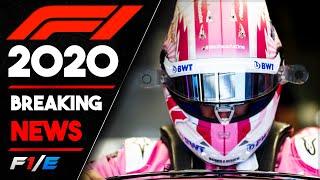 Hulkenberg Replaces Sergio Perez For The British Grand Prix