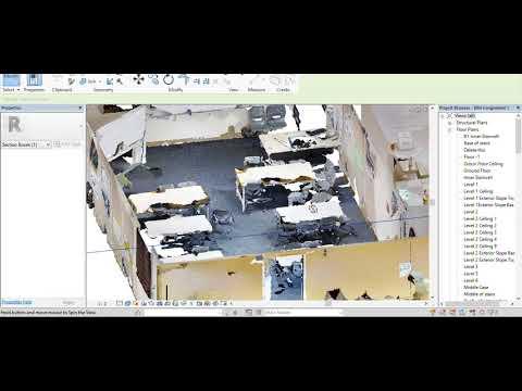 RGB Point Cloud visualized on RVIZ - смотреть онлайн на Hah Life