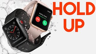 Don't Buy the Apple Watch Series 3