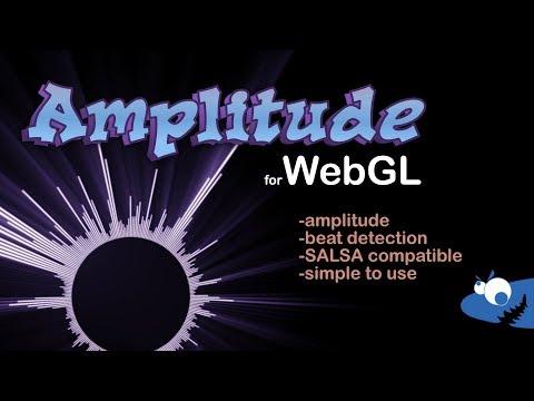 Unity Asset - Amplitude for WebGL Introduction Tutorial
