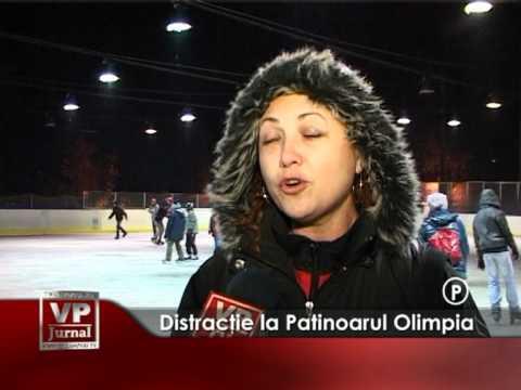 Distracţie la Patinoarul Olimpia