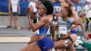 Meeting de Paris 2019 : Elaine Thompson en 10''98 sur 100 m