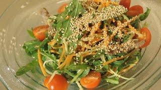 Салат с телятиной в тайском стиле. Рецепт от шеф-повара.