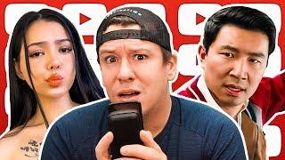 My Wife Spit In My Face Because This Disgusting Bella Poarch Controversy, Shang-Chi Review, BTS Ban