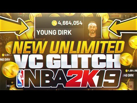 UNLIMITED VC GLITCH\\BOOST ON NBA 2K19 AFTER PATCH 6