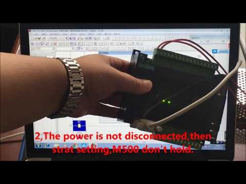 How to set Mitsubishi plc FX3U D8120 – PLC ONE