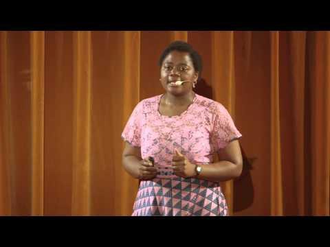 TEDxPanthéonSorbonne Le pouvoir de changer les choses Linda Takou