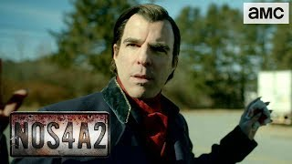 "VIDEO: NOS4A2 – ""Vic McQueen vs. Charlie Manx"" Clip"