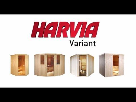Somu sauna Harvia Variant S1212