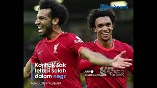 Mohamed Salah Dikabarkan Minta Naik Gaji Setinggi Bayaran Cristiano Ronaldo di Manchester United