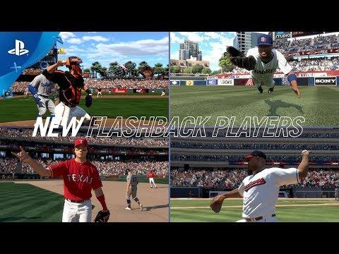 MLB The Show 19: Legends & Flashbacks