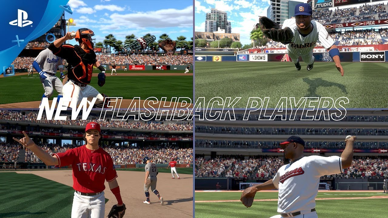 MLB The Show 19: Legends & Flashbacks