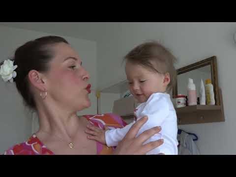 Thermochrom Baby Body von HOBEA-Germany - Vorzeitig vor Fieber warnen