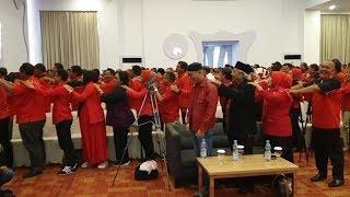Solidkan Pengurus Menangkan Jokowi, Kader PDIP Saling Pijat Punggung Kawan