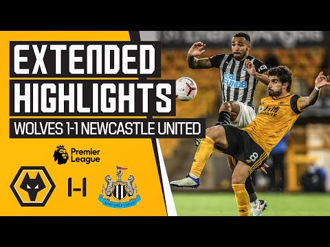 FC Wolverhampton Wanderers 1-1 FC Newcastle United