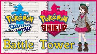 "New Arrangement: ""Battle Tower Battle Theme"" from Pokemon Sword and Shield (2019)"