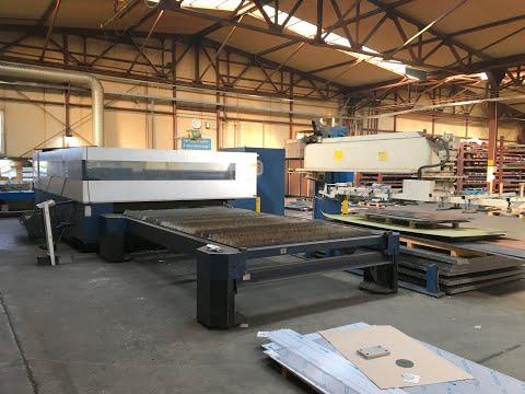 2D laser TRUMPF TCL 3040 4KW 2011