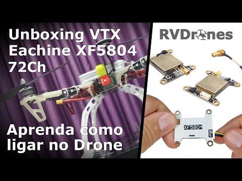 Unboxing VTX Wizard X220S - XF5804