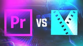 Sony/MAGIX Vegas Pro vs. Adobe Premiere Pro! What is the BEST Video Editor on Windows? (2017)