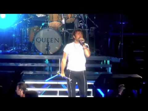 ♨ Paul Rodgers And Queen-Wishing Well