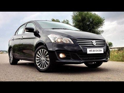 Suzuki Ciaz review: Taking on the Corolla