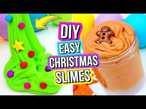 6 diy christmas slimes how to holiday slime diy tube how to make slime for christmas ccuart Gallery