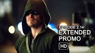 Arrow 2x14 Extended Promo - Time of Death [HD]