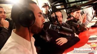 La Fouine feat Evaanz - 'Petite soeur' freestyle à Skyrock Jeudi