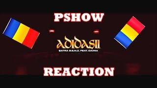 🔥🔥Satra B.E.N.Z.   Adidasii Feat. Damia (Official Video) PSHOW Reaction