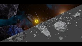 Spaceship Demo Animation