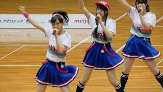 AKB48 Team 8【生きることに熱狂を!】第19回日本ボッチャ選手権大会本大会